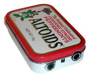 Altoids Piezo DI Box