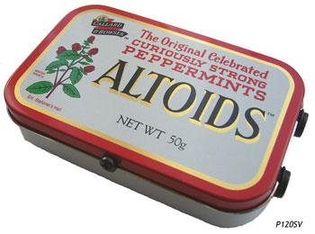 Altoids Piezo Preamp