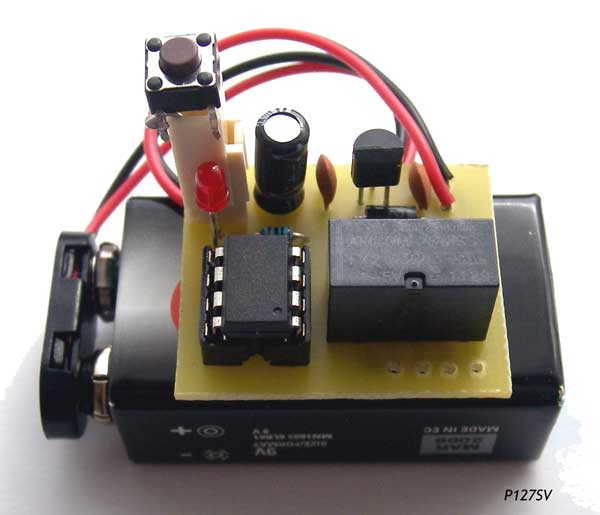 True Bypass With Latching Relay Stompville - Dpdt Relay True Bypass