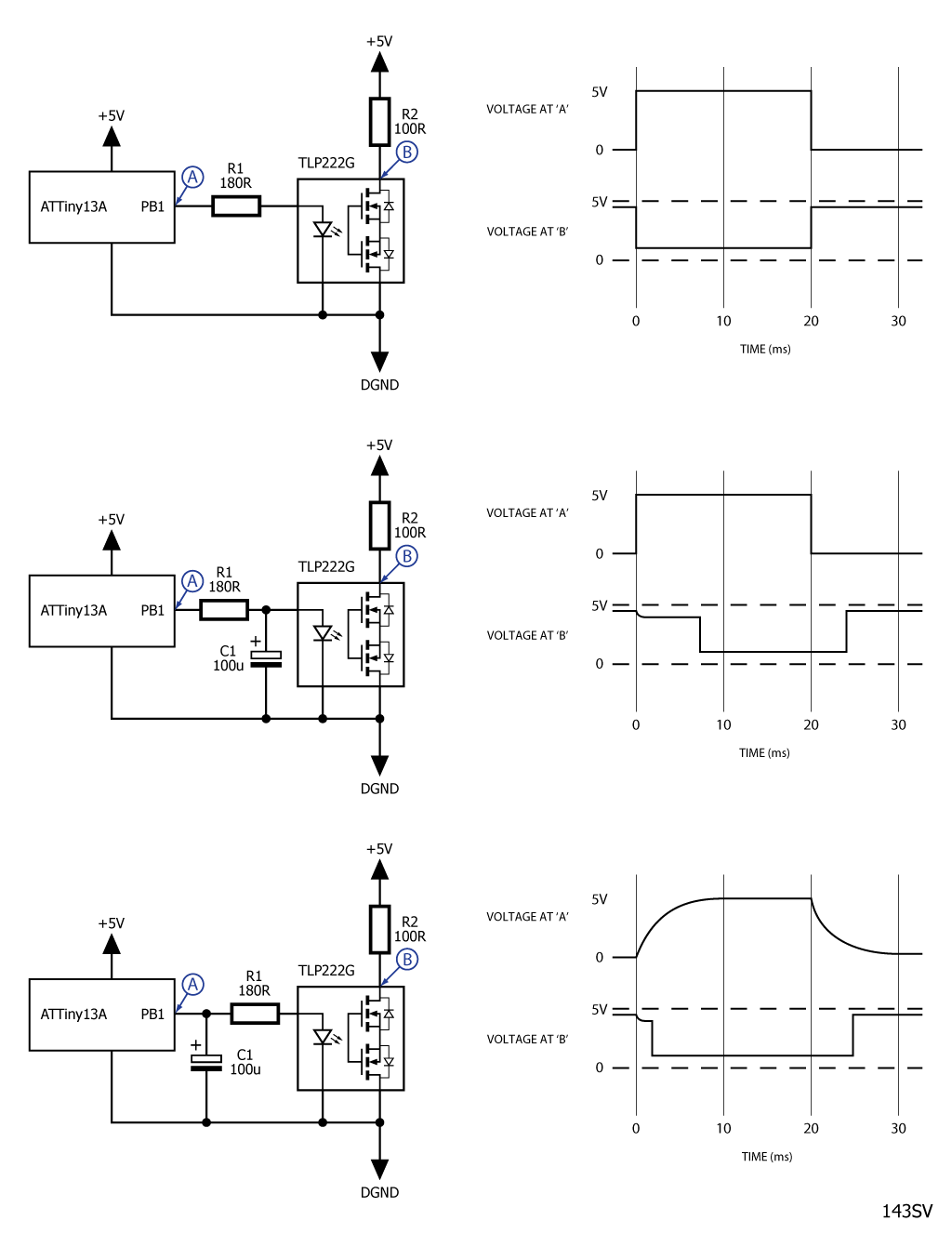 True Bypass Relay With Muting Stompville Optoisolator Circuit Diagram