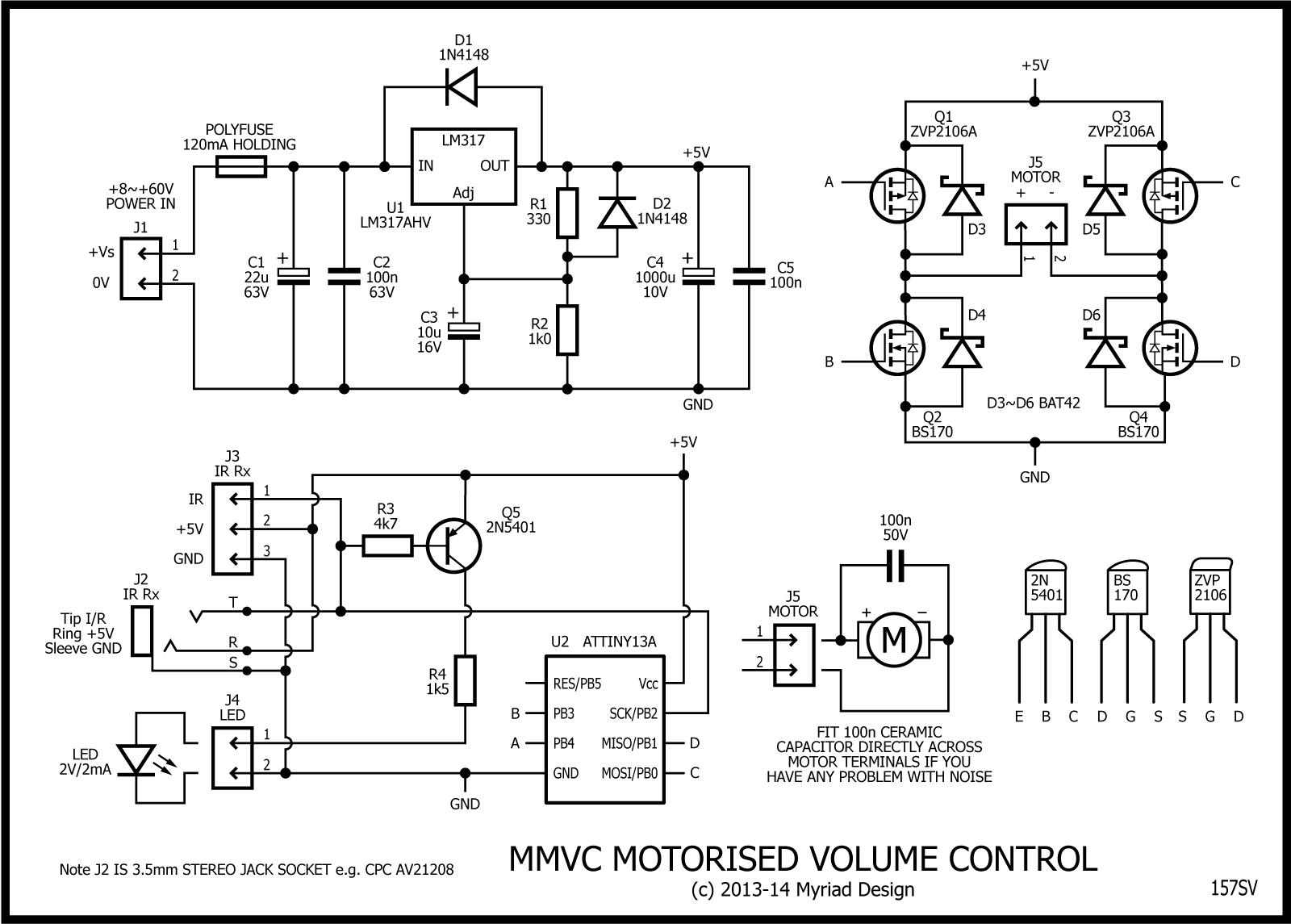 Alps Volume Pot Wiring Diagram Electrical Diagrams H Bridge Motorised Control Stompville Humbucker Pickup
