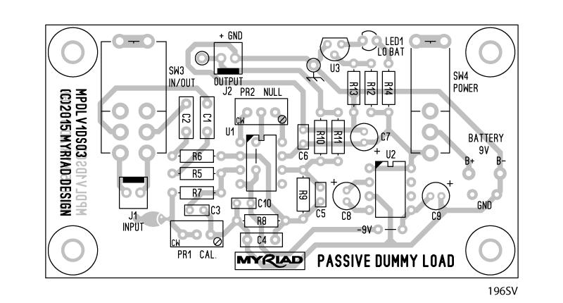 passive dummy load project  u2013 stompville